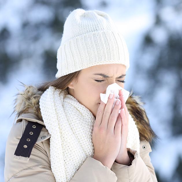Mal d'orecchio invernale: cause e rimedi